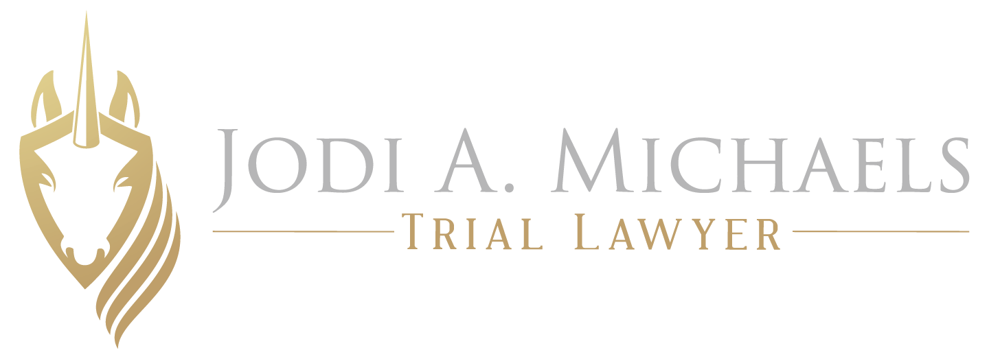 Jodi A. Michaels, Trial Lawyer Logo